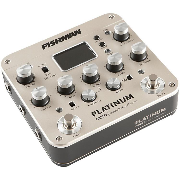 FishmanPlatinum Pro EQ Acoustic Guitar Preamp