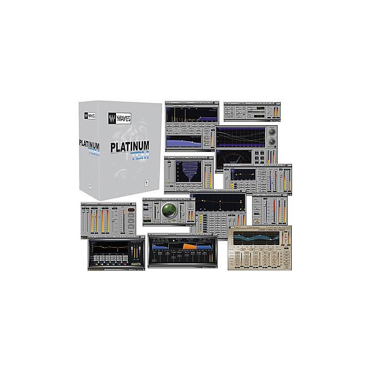 WavesPlatinum TDM Plug-In Bundle