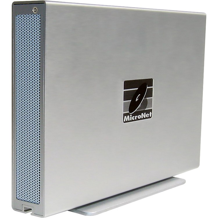Micronet Platinum XL Firewire Hard Drives  600GB