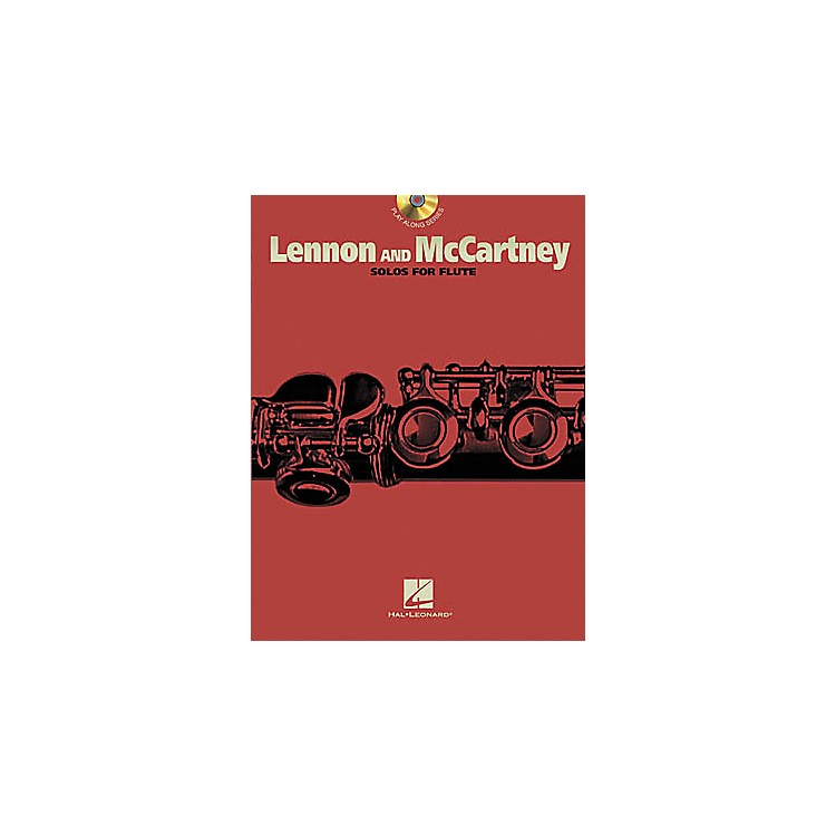 Hal Leonard Play Along Lennon And McCartney Solos (Book/CD)