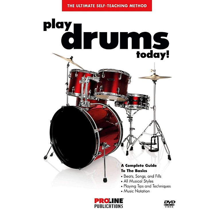 ProLine Play Drums Today! (DVD)