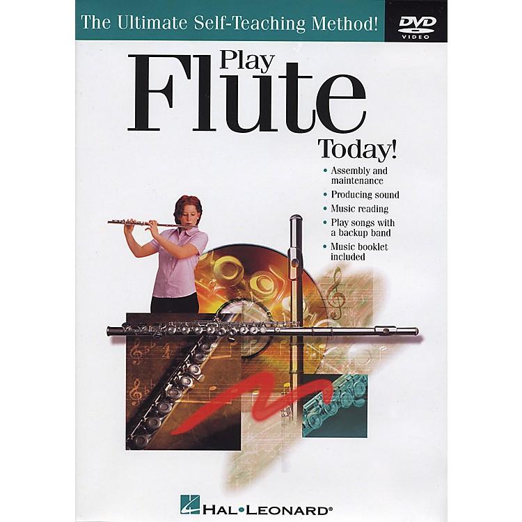 Hal LeonardPlay Flute Today! DVD