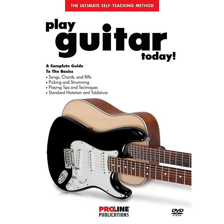 ProLinePlay Guitar Today! (DVD)