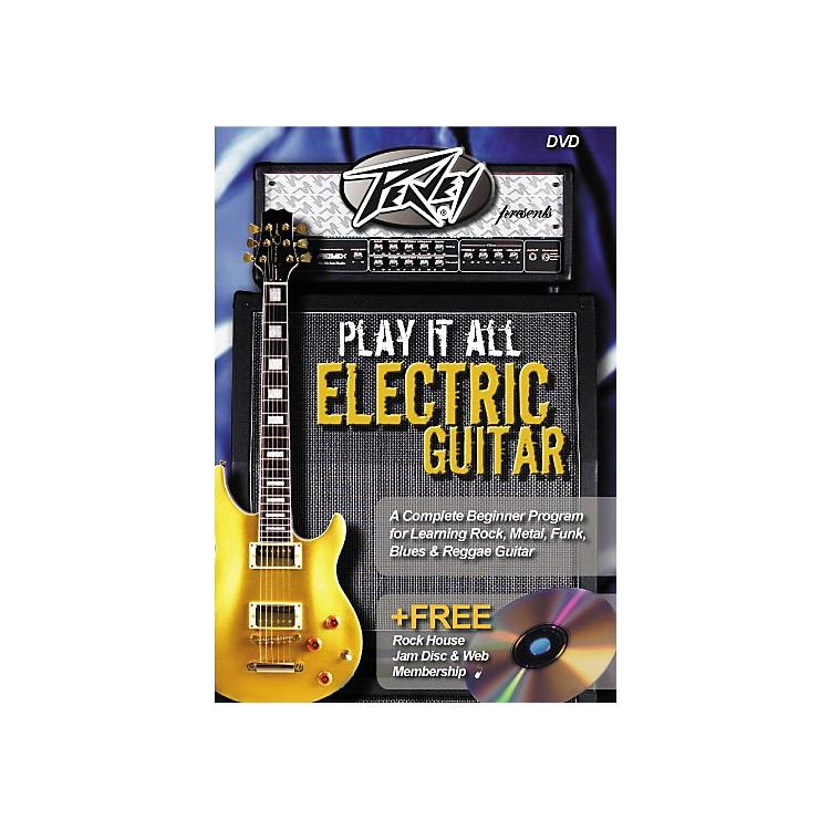 Rock HousePlay It All Electric Guitar (DVD)