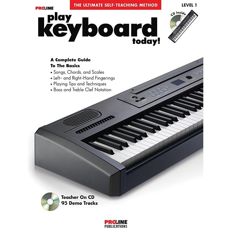 ProLinePlay Keyboard Today! (Book/CD)
