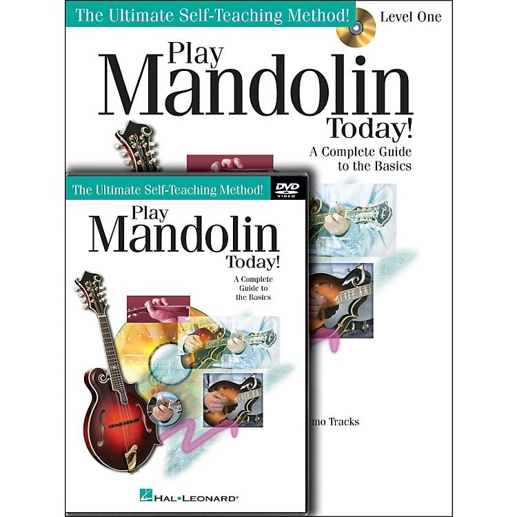 Hal LeonardPlay Mandolin Today! Beginner's Pack - (Book/CD/DVD)
