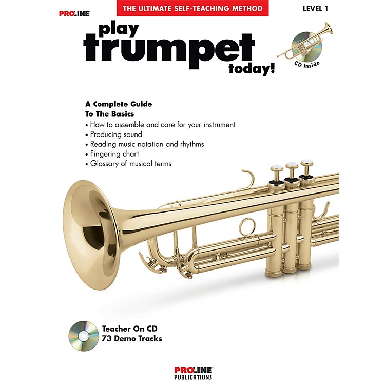 ProlinePlay Trumpet Today Book/CD