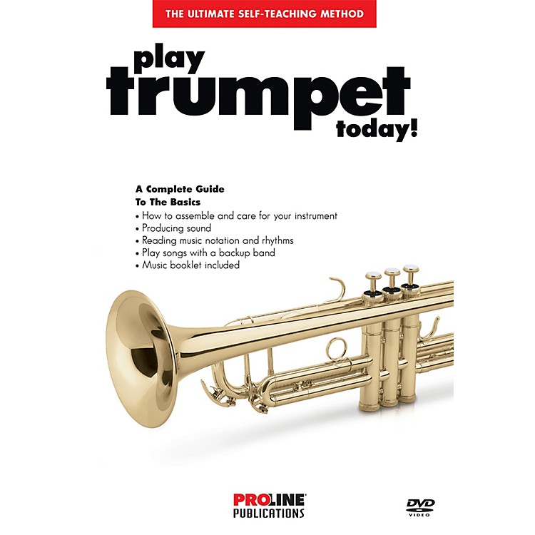 ProlinePlay Trumpet Today DVD