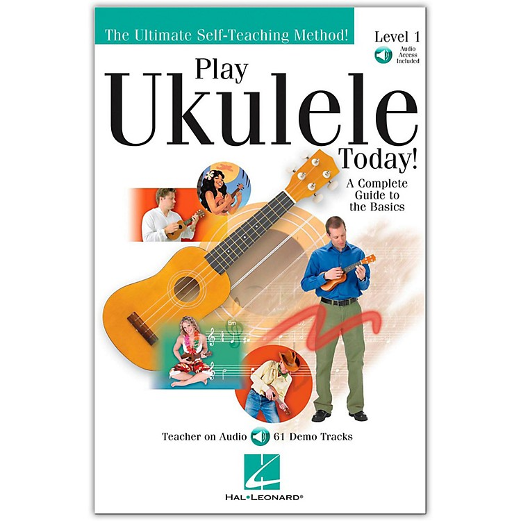 Hal Leonard Play Ukulele Today Level One (Book/CD)
