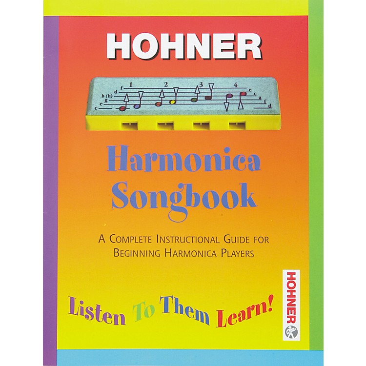 HohnerPlay and Learn Harmonica Package