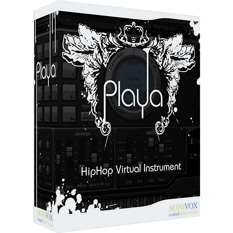 Sonivox Playa - Hip Hop Virtual Instrument