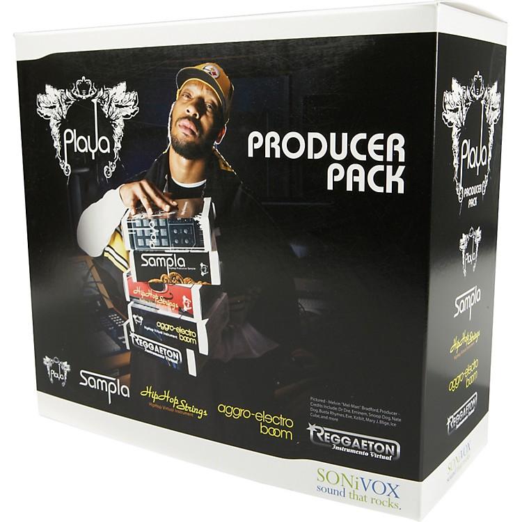 SonivoxPlaya Producer Pack