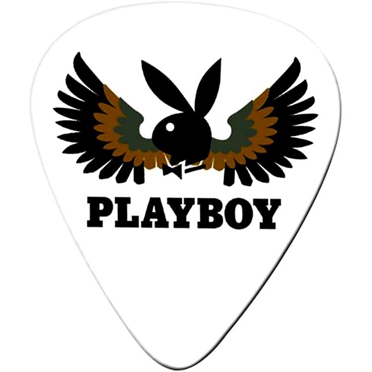 ClaytonPlayboy Wings Standard Guitar Picks 1 DozenMedium