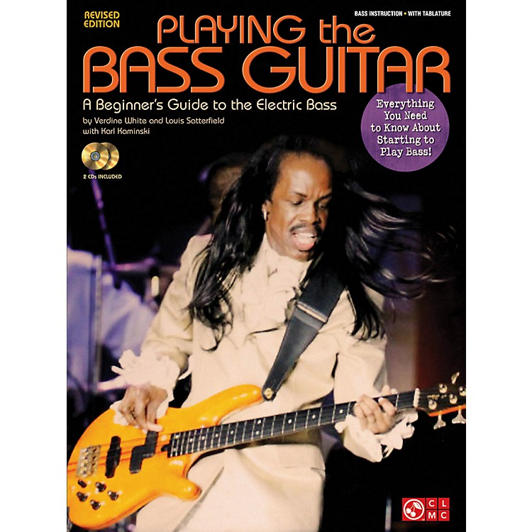 Cherry LanePlaying The Bass - A Beginner's Guide to the Electric Bass Revised Edition Book/CD