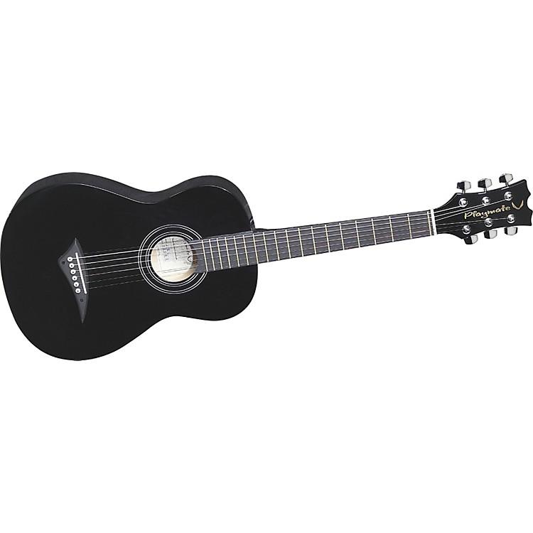 DeanPlaymate JT 3/4 Size Acoustic GuitarClassic Black