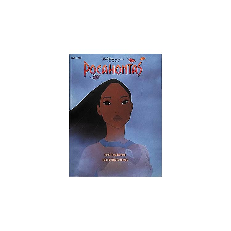 Hal Leonard Pocahontas Piano, Vocal, Guitar Songbook