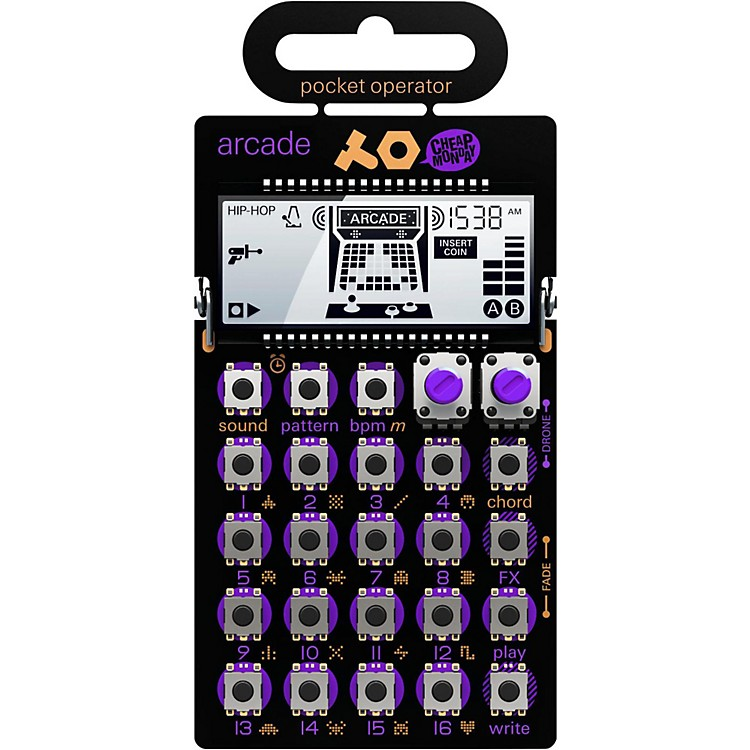 Teenage EngineeringPocket Operator - Arcade PO-20