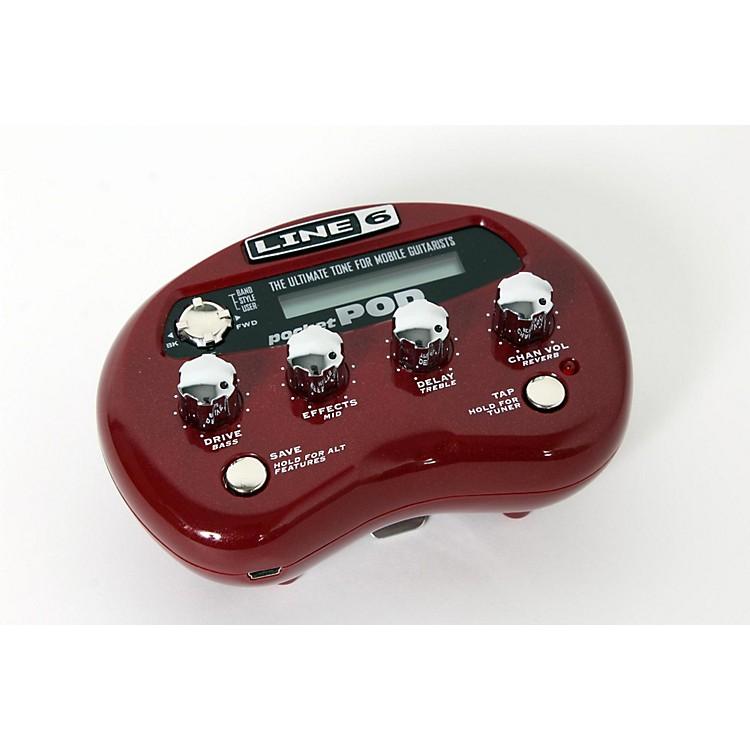 Line 6Pocket POD Guitar Multi Effects Processor888365905600