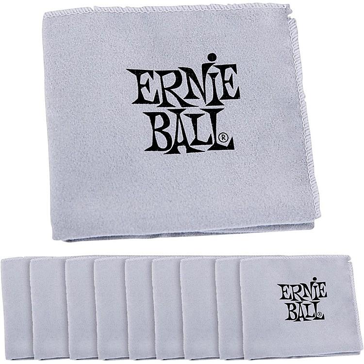 Ernie BallPolish Cloth 10-Pack