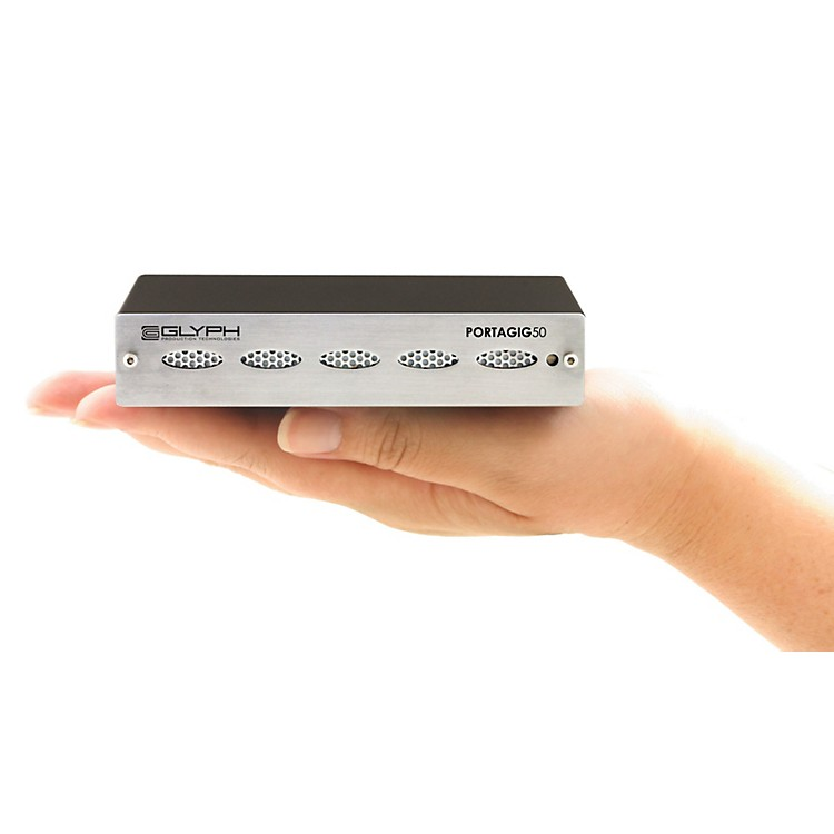 GlyphPortaGig 50 SSD Portable Solid-State Hard Drive