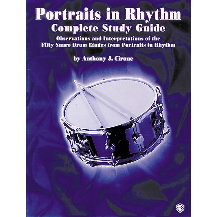 AlfredPortraits in Rhythm Study Guide