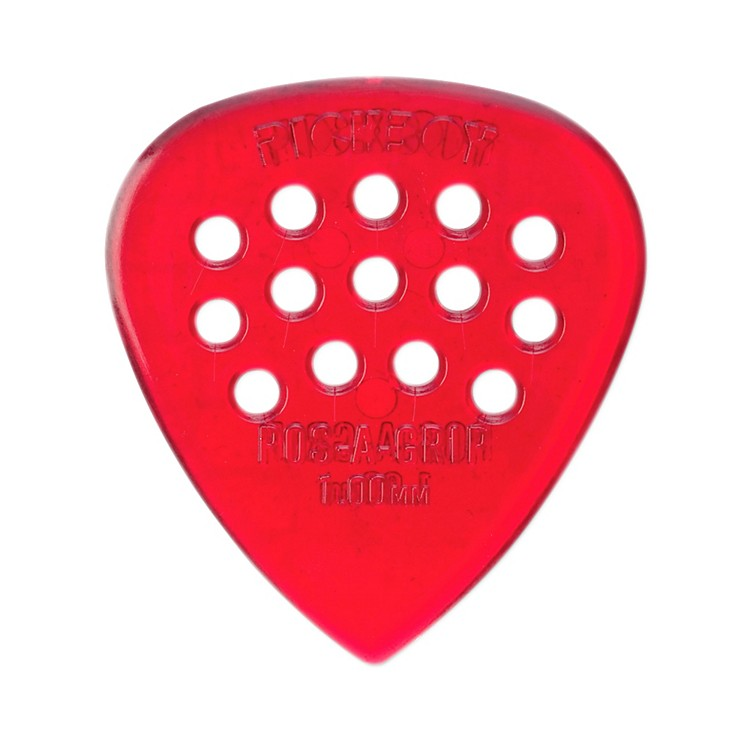 Pick BoyPos-a-Grip Red Polycarbonate (10-pack)