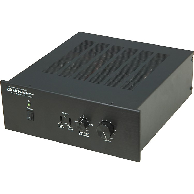ButtKicker Power Amplifier