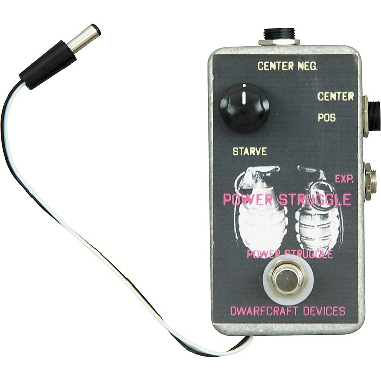 DwarfcraftPower Struggle Power Supply Guitar Effects Pedal