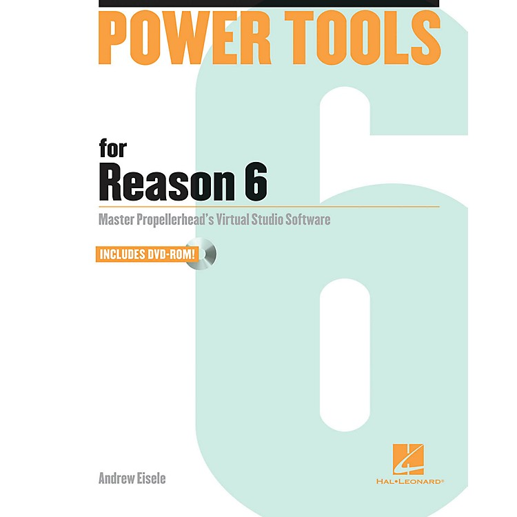 Hal Leonard Power Tools for Reason 6