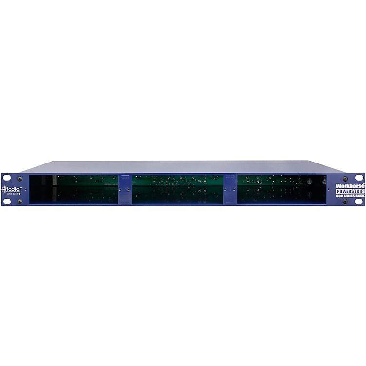Radial EngineeringPowerStrip 500 Series 3-Slot Power Rack