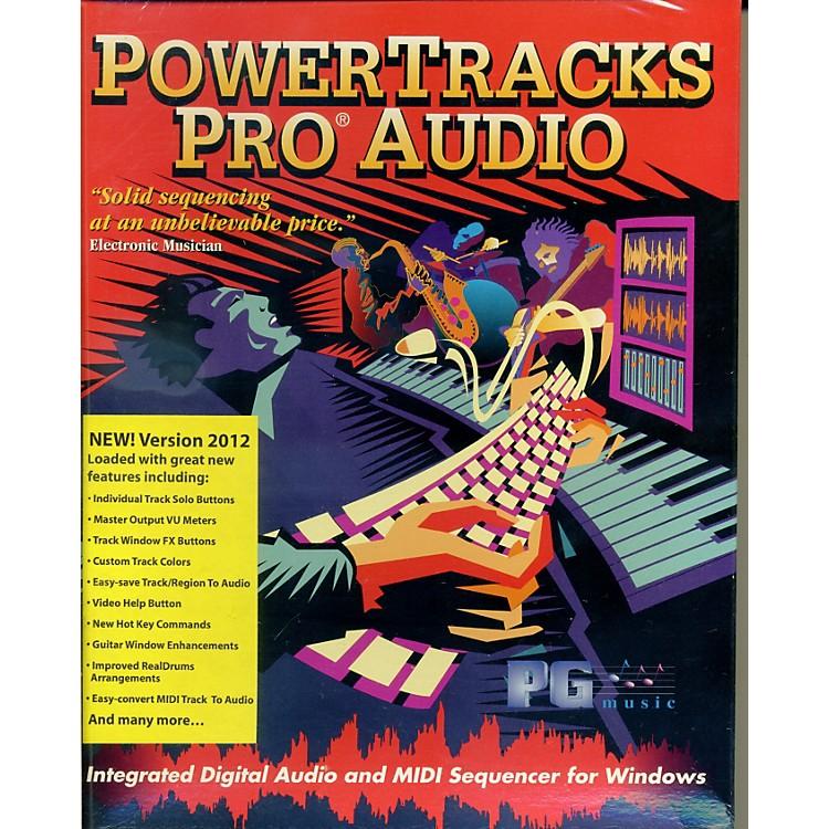 eMediaPowerTracks Pro Audio 2012