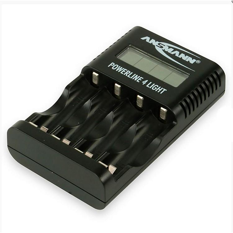 AnsmannPowerline 4 Light Battery Charger