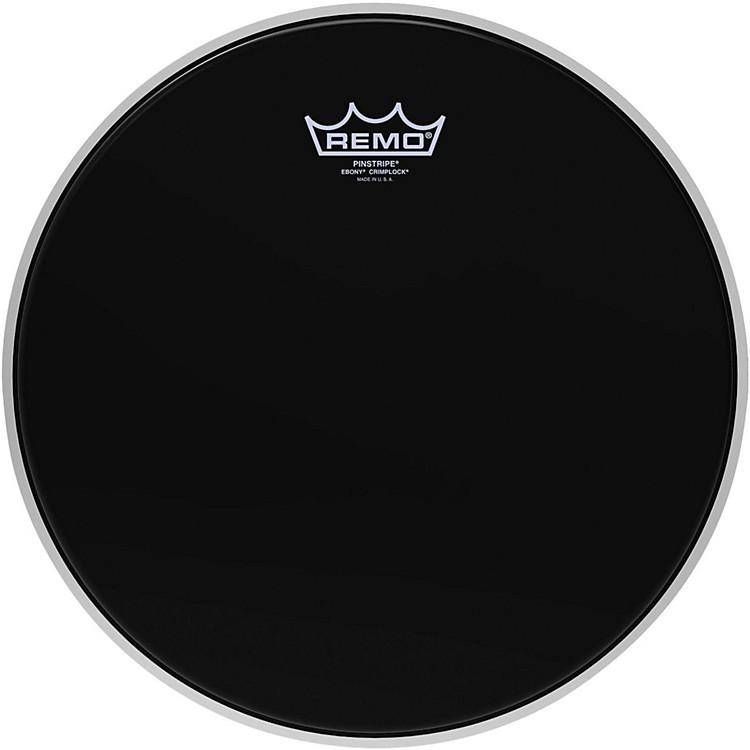 Remo Powermax Ebony Marching Tenor Drumhead 13 in.