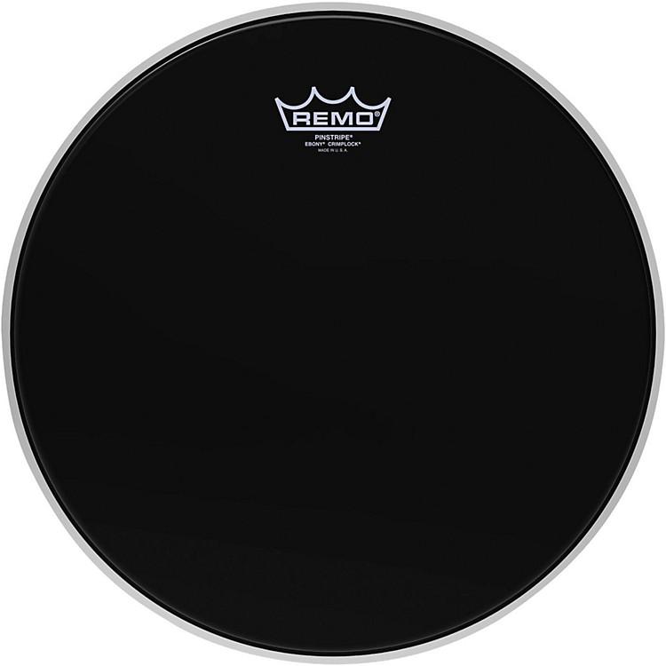 RemoPowermax Ebony Marching Tenor Drumhead14 in.