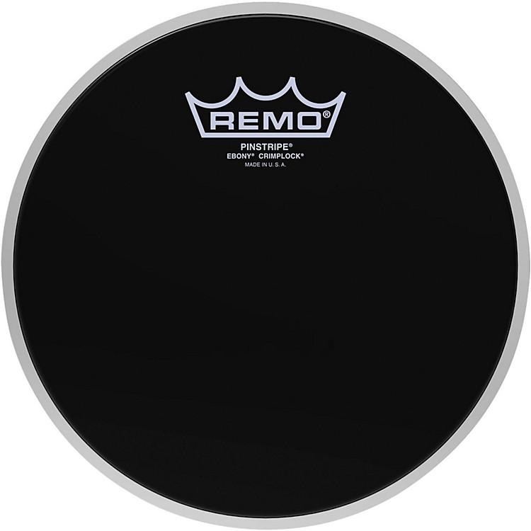 RemoPowermax Ebony Marching Tenor Drumhead8 in.