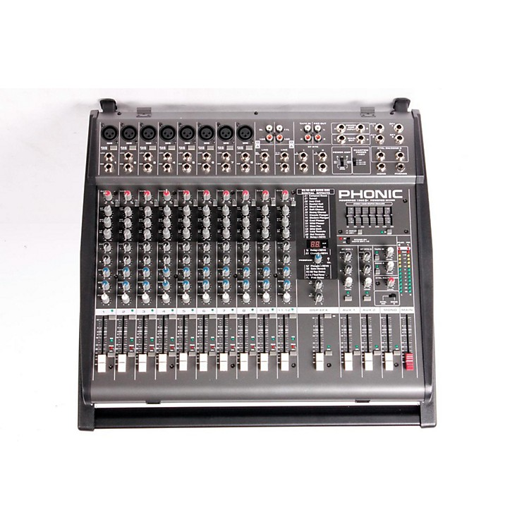 Phonic Powerpod 1860 Plus Powered Mixer  888365165905