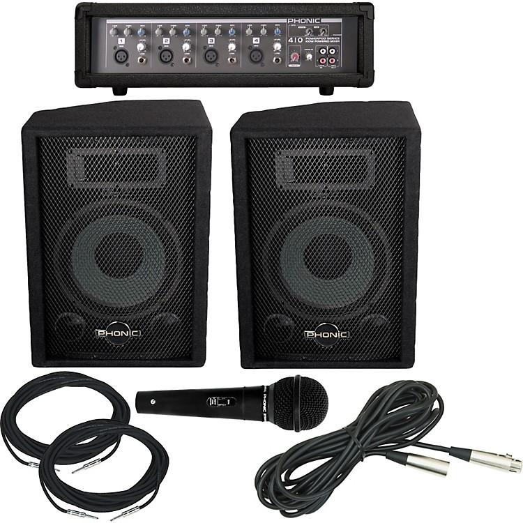 PhonicPowerpod 410/S710 PA Package