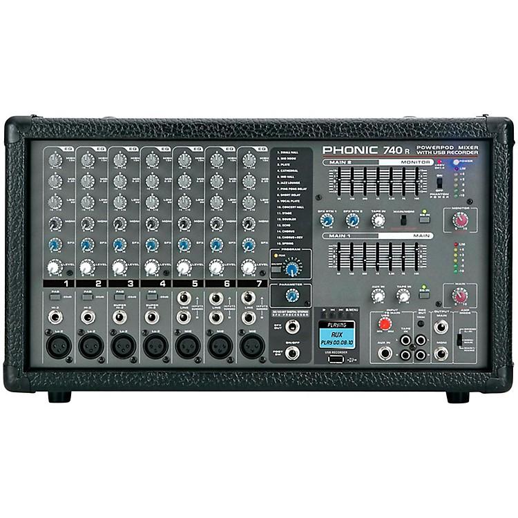 PhonicPowerpod 740 R Powered Mixer