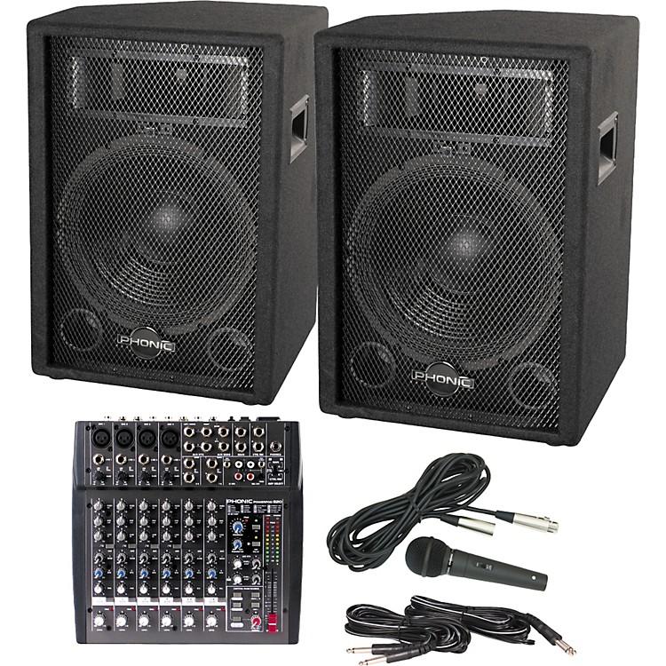 PhonicPowerpod 820 / S712 PA Package