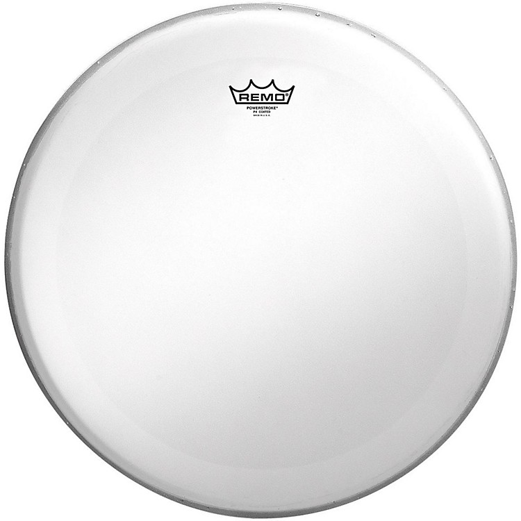Remo Powerstroke 4 Coated Batter Drum Head 15 in.