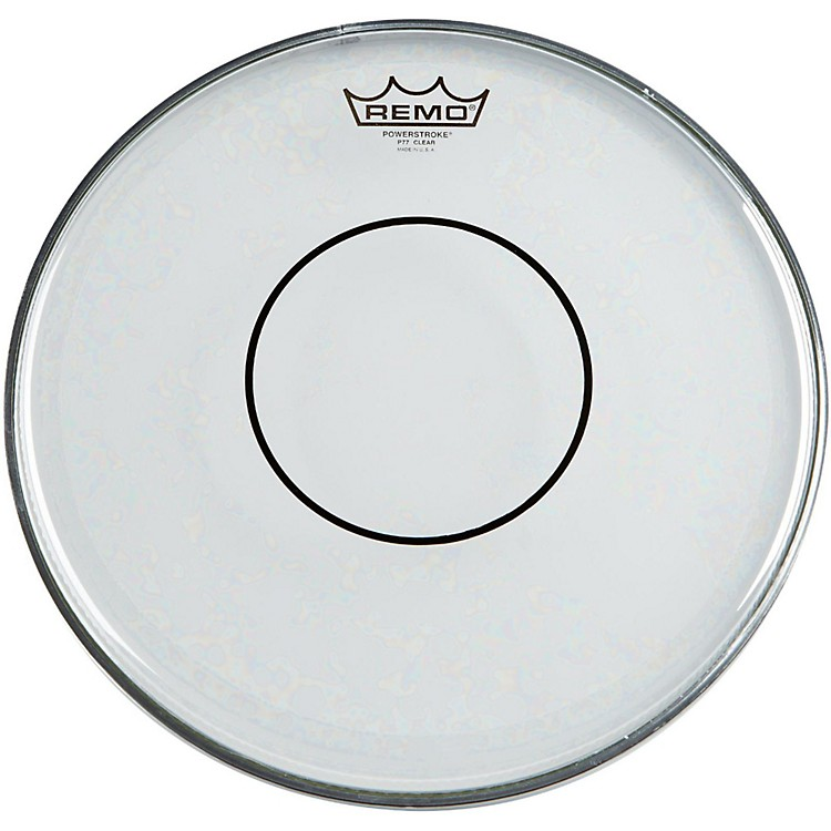 Remo Powerstroke 77 Clear Snare Drum Batter Head 13 in.