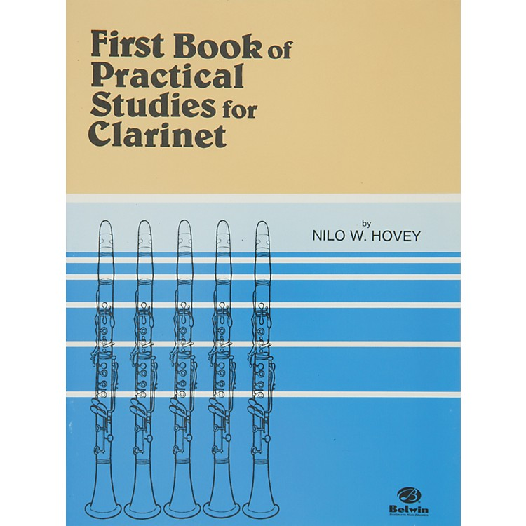 AlfredPractical Studies for Clarinet Book I