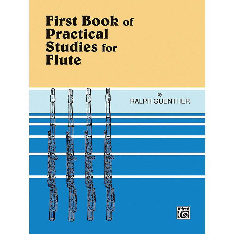 AlfredPractical Studies for Flute Book I