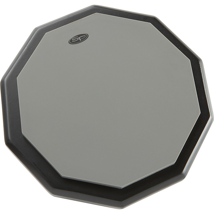 Sound Percussion Labs Practice Pad with Mount 6 in.