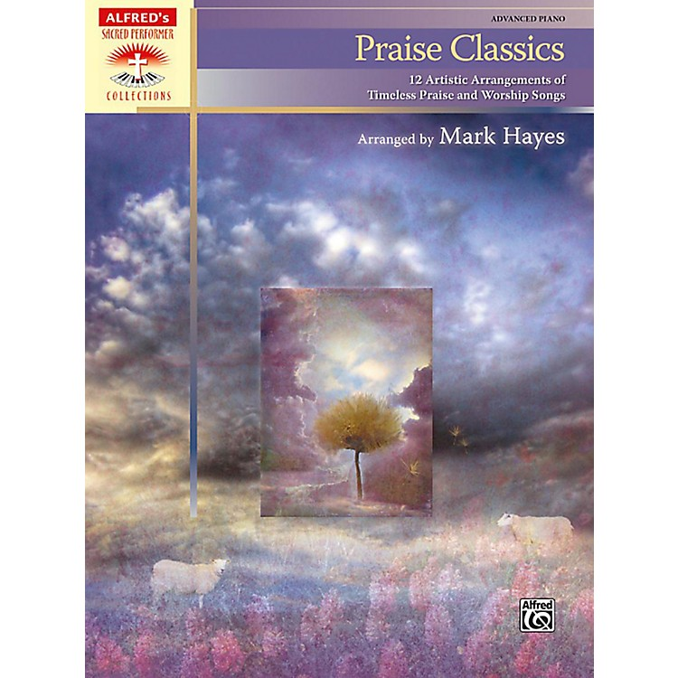 AlfredPraise Classics Advanced Piano Book