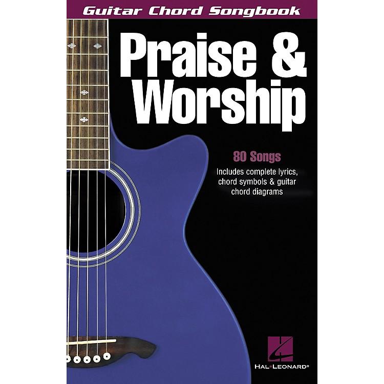 Hal LeonardPraise & Worship Guitar Chord Songbook