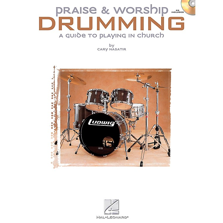 Hal LeonardPraise and Worship Drumming (Book and CD Package)