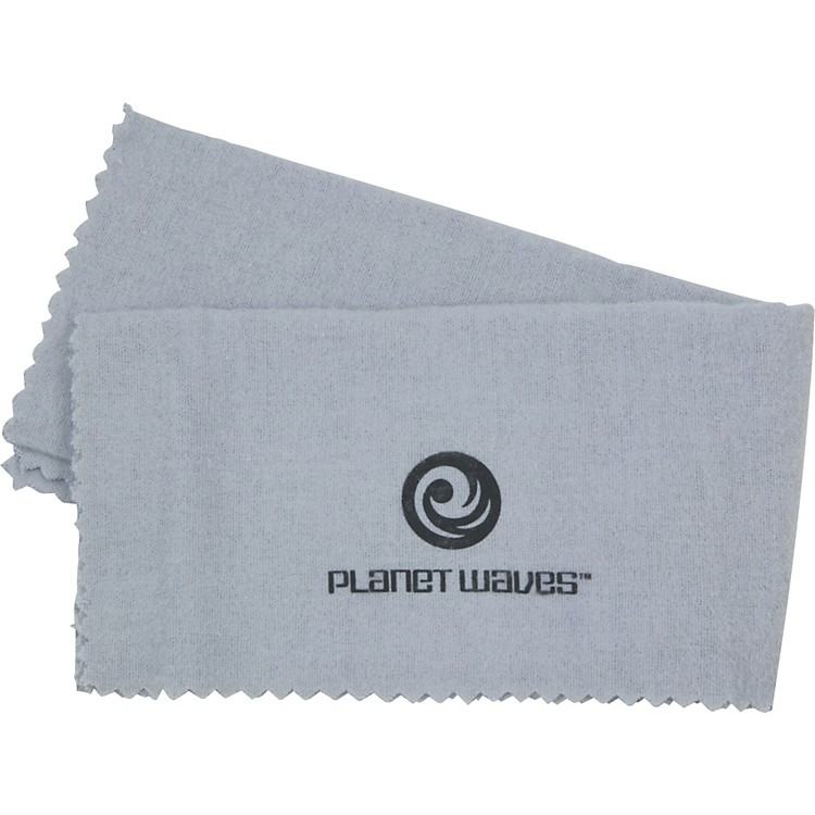 D'Addario Planet WavesPre-Treated Polishing Cloth