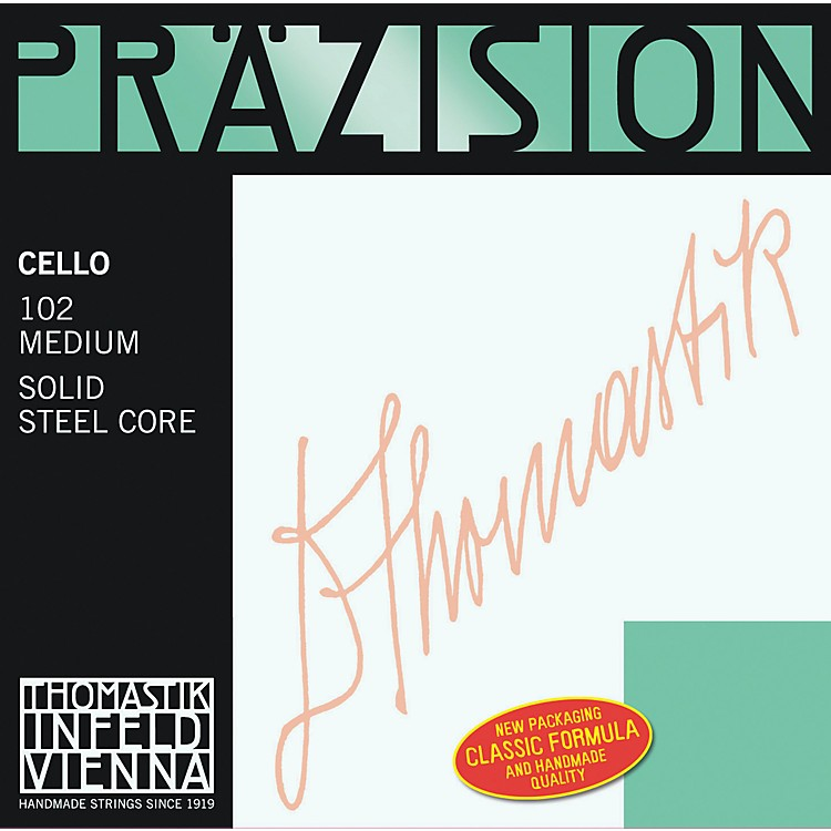 ThomastikPrecision 4/4 Size Cello Strings4/4D String
