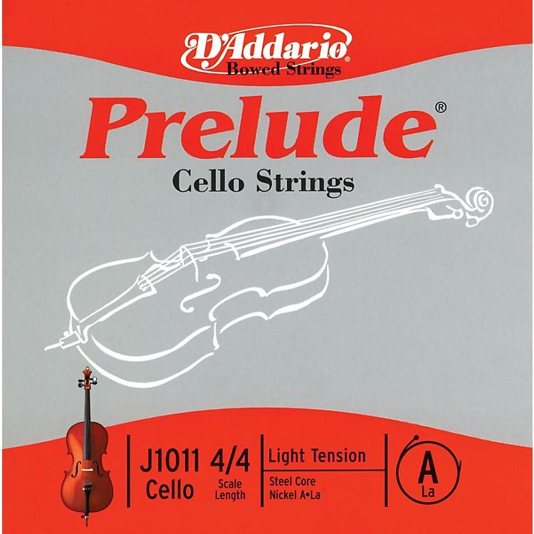 D'AddarioPrelude 4/4 Size Light Cello A String
